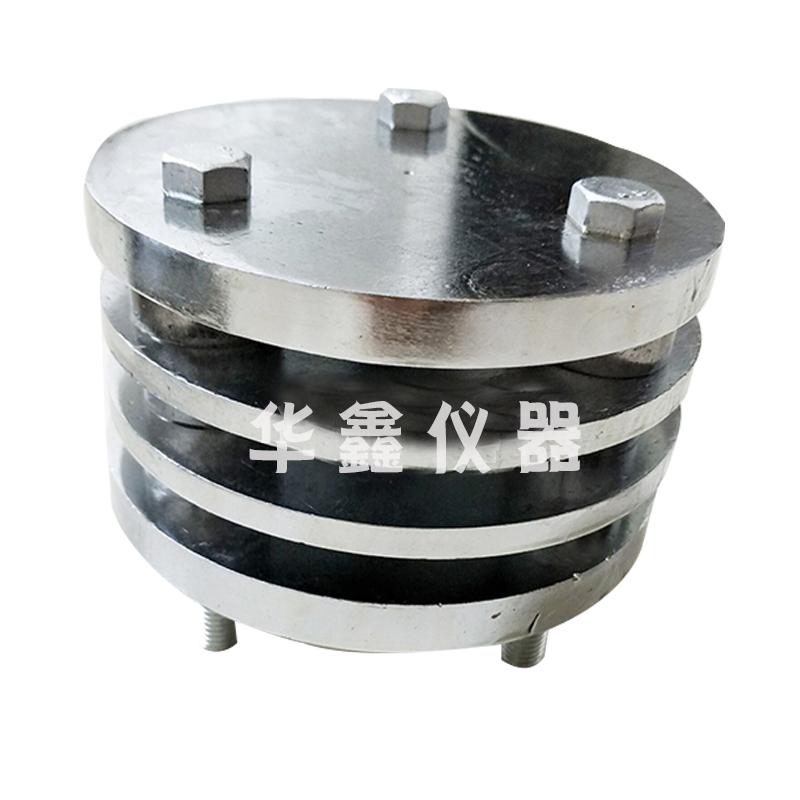 橡胶压缩永久变形装置 压缩永久测试仪 A型B型限制器